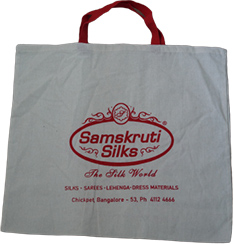 Cotton Delivery Bag