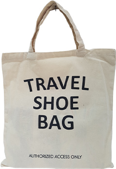 Earth Safe Travel Shoe Bag