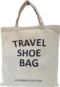 Earth Safe Travel Shoe Bag