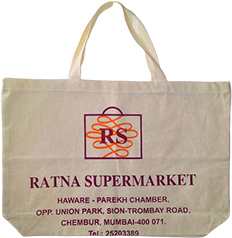 Earth Safe Market Bags