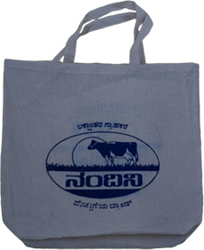 Cotton Milk Bag
