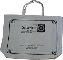 Earth Safe Reusable Cotton Bags