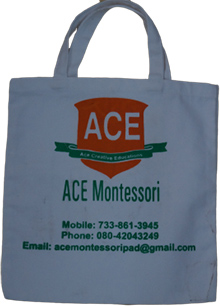 Cotton Bags - Earth Safe