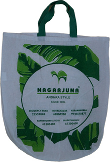 Earth Safe Cotton Food Bags
