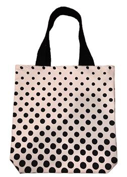 Black Dot Trend Bags