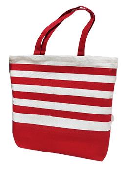 Striped Handbags - Earth Safe