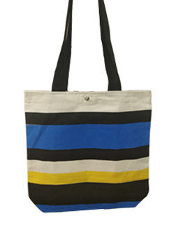 Striped Fashion Handbags