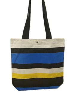 Striped Fashion Handbags